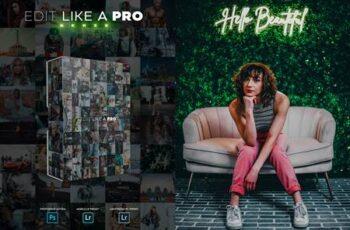 Edit Like A PRO 41th - Photoshop & Lightroom 9KXKZLE 15