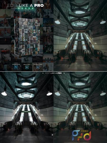 Edit Like A PRO 44th - Photoshop & Lightroom 6K6WHC8 1