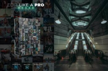 Edit Like A PRO 44th - Photoshop & Lightroom 6K6WHC8 13