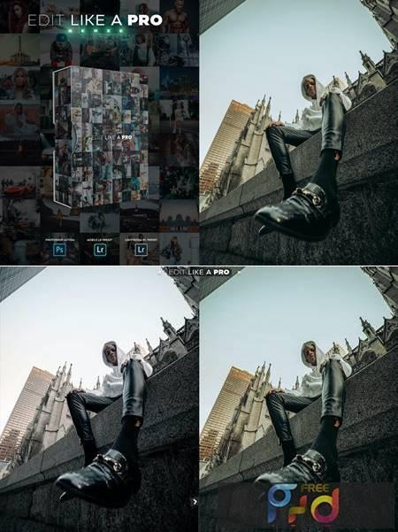 Edit Like A PRO 45th - Photoshop & Lightroom J7UM82F 1