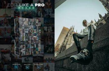 Edit Like A PRO 45th - Photoshop & Lightroom J7UM82F 12