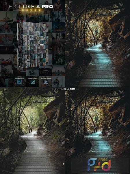 Edit Like A PRO 46th - Photoshop & Lightroom HHNC988 1