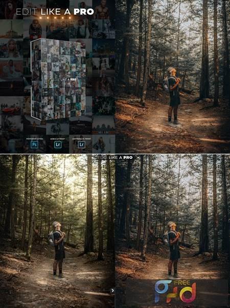 Edit Like A PRO 47th - Photoshop & Lightroom CG2YT3U 1