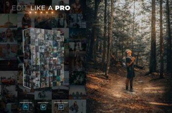 Edit Like A PRO 47th - Photoshop & Lightroom CG2YT3U 10