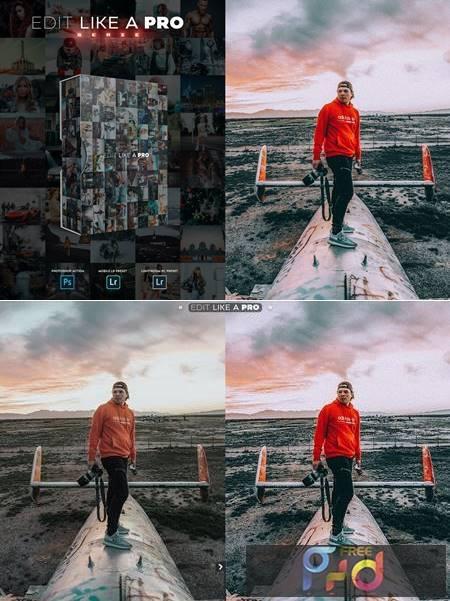 Edit Like A PRO 48th - Photoshop & Lightroom A9F7EQD 1