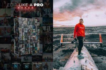 Edit Like A PRO 48th - Photoshop & Lightroom A9F7EQD 9