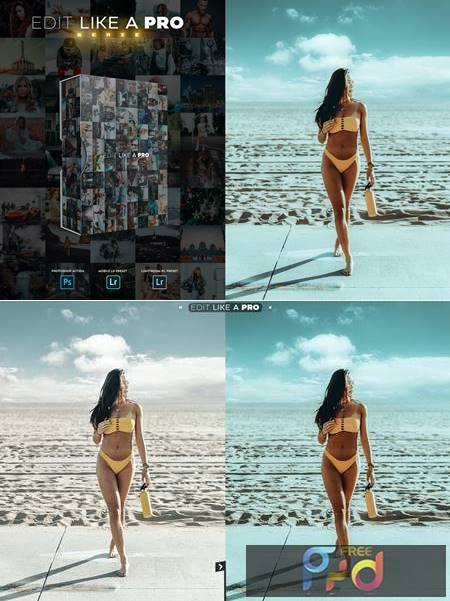 Edit Like A PRO 50th - Photoshop & Lightroom CHUCFH8 1
