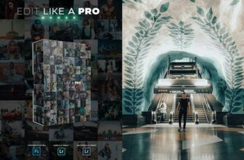 Edit Like A PRO 52th - Photoshop & Lightroom HPLCUDM 6