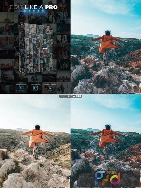 Edit Like A PRO 54th - Photoshop & Lightroom EYRKYYD 1