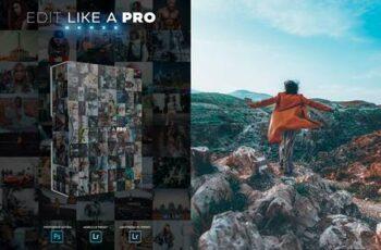 Edit Like A PRO 54th - Photoshop & Lightroom EYRKYYD 5