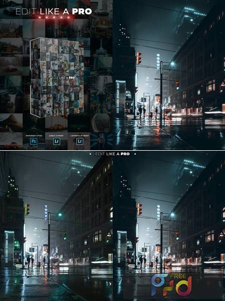Edit Like A PRO 55th - Photoshop & Lightroom RLK53RG 1