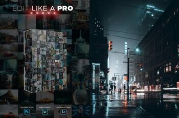 Edit Like A PRO 55th - Photoshop & Lightroom RLK53RG 2