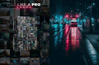 Edit Like A PRO 56th - Photoshop & Lightroom NZQX7XA 1