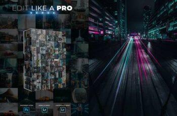 Edit Like A PRO 57th - Photoshop & Lightroom UCBLKTP 5