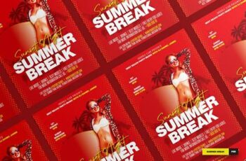 Summer Break Flyer MDEV5P6 7