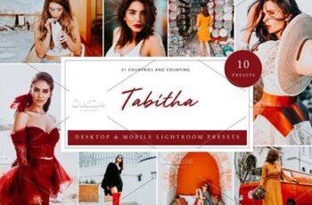 10 x Lightroom Presets, Tabitha 5962697 2