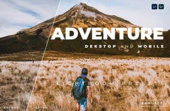 Adventure Desktop and Mobile Lightroom Preset AKAHMDV 15