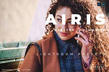 Airis Desktop and Mobile Lightroom Preset WM6AYJL 13