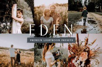 Dark Moody EDEN Lightroom Presets 6043655 9