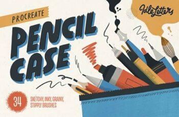 Procreate Pencil Case 5909559 7