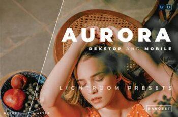 Aurora Desktop and Mobile Lightroom Preset 2CKY6NM 7
