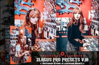 PRO Presets - V 18 - Photoshop & Lightroom TB3427P 7