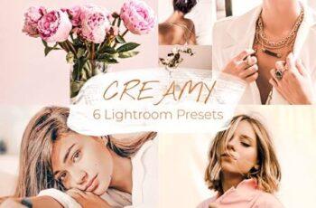 Creamy - Lightroom Presets Pack 5871097 3