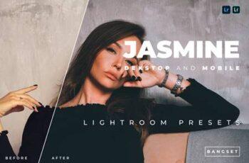 Jasmine Desktop and Mobile Lightroom Preset PFS5Q8Q 3