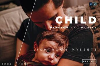 Child Desktop and Mobile Lightroom Preset TS7F7D6 4