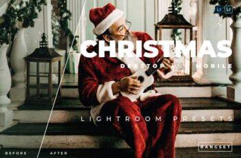 Christmas Desktop and Mobile Lightroom Preset YKKW4KX 7