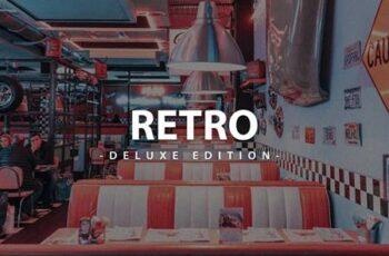 Retro Preset- Deluxe Edition for Mobile and Desktop 2LBGVG4 7