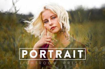 10 PORTRAIT Lightroom Mobile Preset 5909830 3
