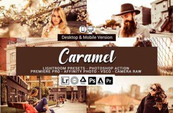 Caramel Lightroom Presets 5156489 16