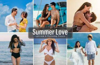 Summer Love Lightroom Presets 6105494 5