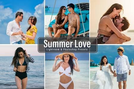 Summer Love Lightroom Presets 6105494 16