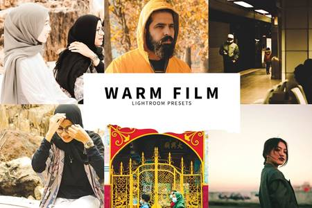 10 Warm Film Lightroom Presets 5978558 17