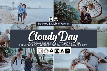 Cloudy Day Lightroom Presets 5156988 16