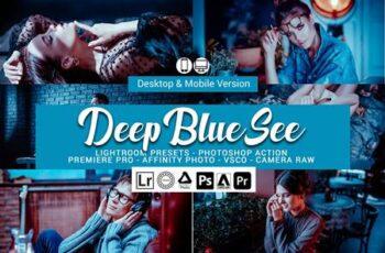 Deep Blue Sea Lightroom Presets 5157056 4