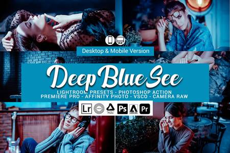 Deep Blue Sea Lightroom Presets 5157056 16