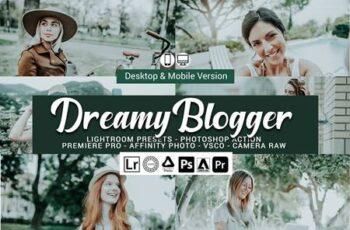 Dreamy Blogger Lightroom Presets 5157100 7