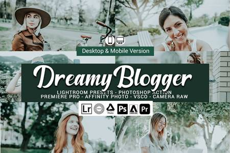 Dreamy Blogger Lightroom Presets 5157100 24