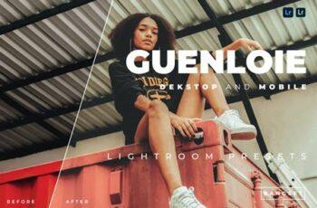 Guenloie Desktop and Mobile Lightroom Preset JHNBM52 7