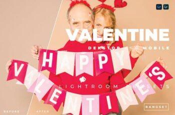 Valentine Desktop and Mobile Lightroom Preset 4ERXNVQ 8