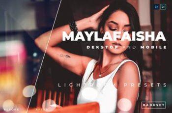 Maylafaisha Desktop and Mobile Lightroom Preset 8298FD3 5