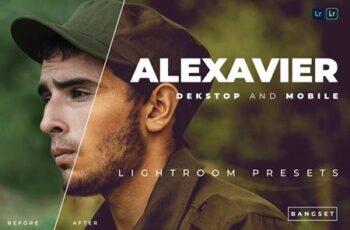 Alexavier Desktop and Mobile Lightroom Preset VVCAJ2P 3