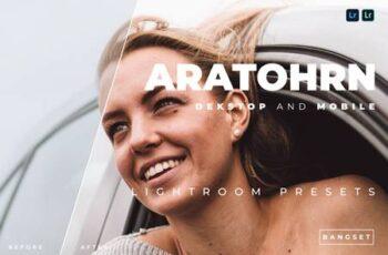 Aratohrn Desktop and Mobile Lightroom Preset Q3A35L6 5