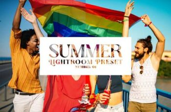 Lightroom Summer Preset 01 UYGUPH4 4