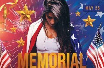 Memorial Day Flyer 31018211 2