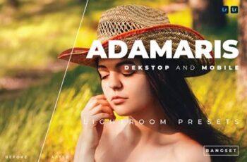 Adamaris Desktop and Mobile Lightroom Preset HZC5RLJ 5
