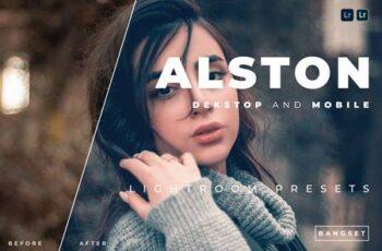 Alston Desktop and Mobile Lightroom Preset JHZQ2XH 6